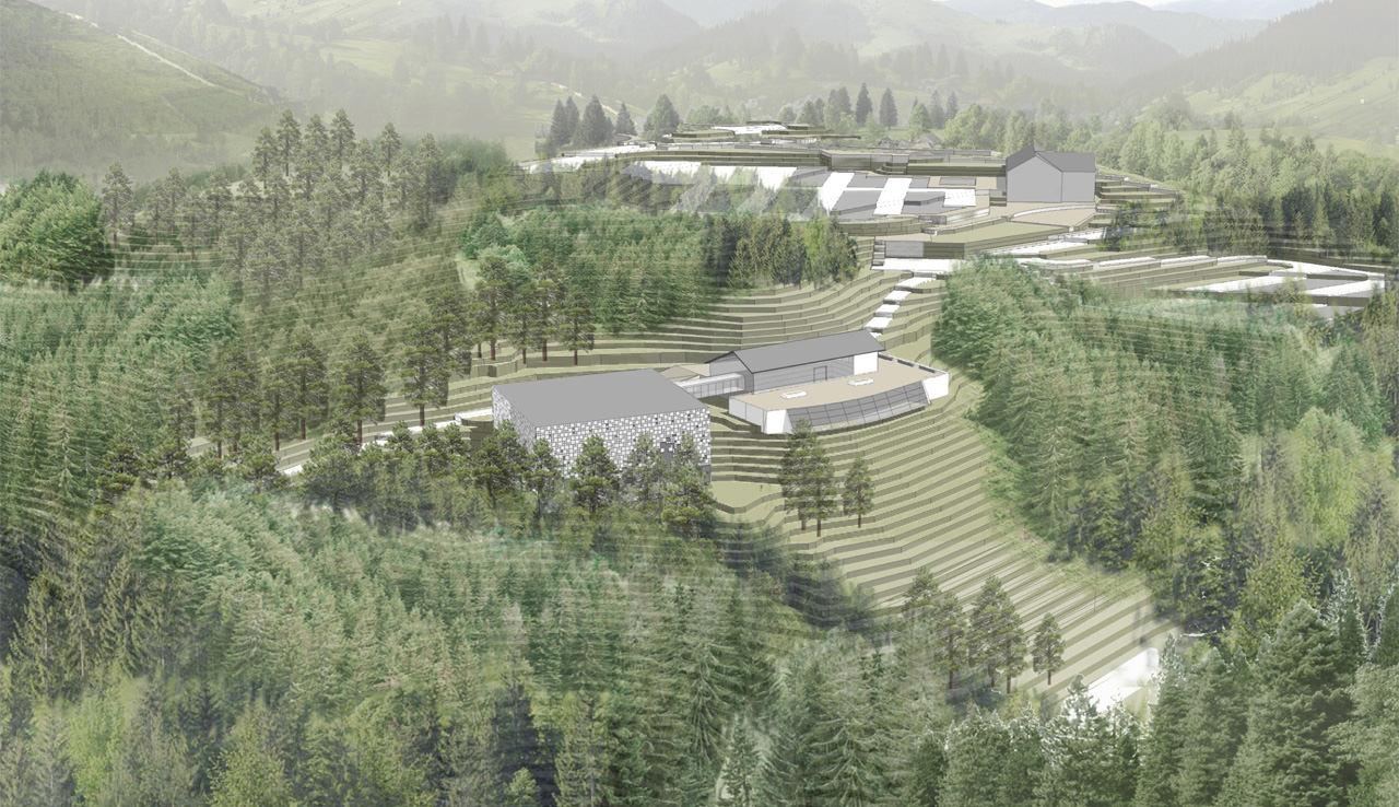 Kriegergut - Gartengestaltung - Landschaftsarchitektur